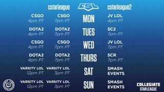 Week 6: (JV) Columbia College vs Washington and Lee - Game 1