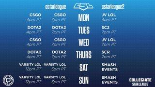 Week 6: (JV) Columbia College vs Washington and Lee - Game 2