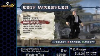 Backyard Wrestling 2: There Goes the Neighborhood Videos and