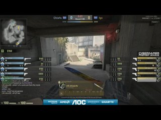 AOC CGPL Winter Wk1 - Chiefs VS Legacy Game 1