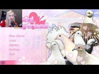 Highlight: Hatoful Boyfriend - Do Australians Feel Love? Happy Valentine's Day! #Sponsored by XSplit VCam!
