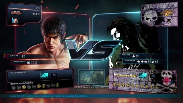 Tekken 7: C-Krizzle vs Lahorechamp (Asim) Ranking matches