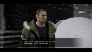 Yakuza 5 - What Up Girl?