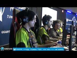 Acer CGPL Autumn Finals match Two - Team Immunity VS Legacy Esports Game 2