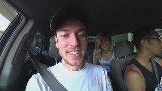 LA Day 1 - Exploring w/ !Dustin & @Becca - jnbJ - !Friends !Discord - New !YouTube