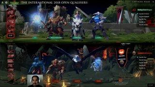 SGD vs Detonator Game 1 (BO3) l The International 8 SEA Open Qualifiers #2