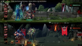 SGD vs B_A_E Game 1 (BO3) l The International 8 SEA Open Qualifiers #2