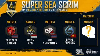 SUPER SEA SCRIM #1