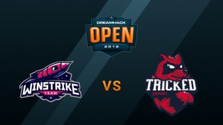 Winstrike vs Tricked Esport - Dust2 - Group A - DreamHack Open Summer 2019