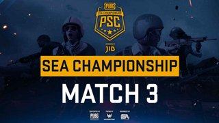 [PSC] [TH] JIB PUBG SEA Championship Phase 3  Game 3