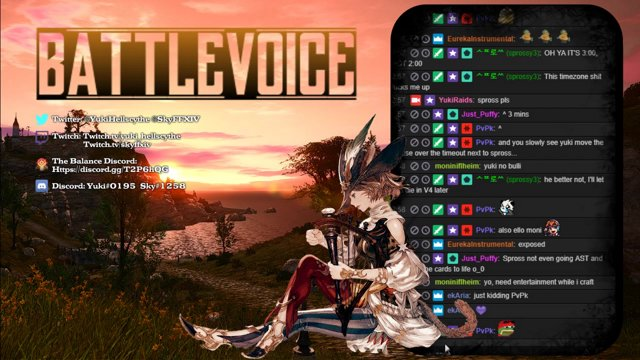 Battle Voice ep 4 - Omega Savage