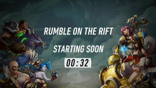Rumble on the Rift @ TwitchCon 2018