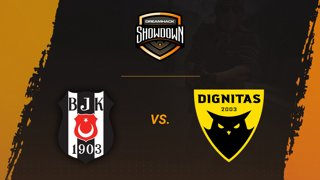 Besiktas vs Dignitas - Dust 2 - Semi-Final - DreamHack Showdown Valencia 2019