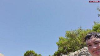 IRL STREAM IN GREECE | @Greekgodx on twitter