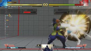 guile match very good