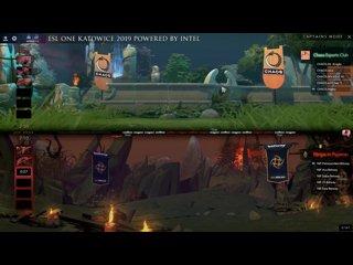 видео: 2 NIP -vs- Chaos    Esl One Katowice 2019. Комментирует Adekvat