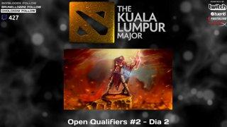 [ESP/Perú] ⭐The Kuala Lumpur Major #Clasificatorias 2 - Dia 2 ⭐ Mr.Choco