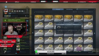CSGO Case Opening!! #DH Summer 2016 <3