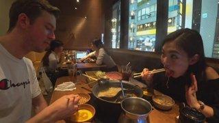 Tokyo, JPN - Shibuya Sukiyaki and Catching Up w/ !Yoshi - !Discord NEW !YouTube - @jakenbakeLIVE on Insta/Twi