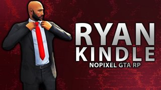 Ryan Kindle on NoPixel GTA RP w/ dasMEHDI - Return Day 45 - Part 1/2
