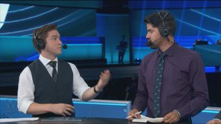 Worlds Support Matchup: aphromoo vs. Likkrit