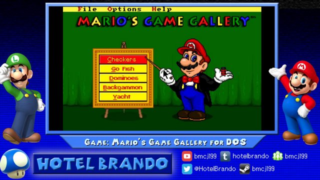 hotelbrando mario cheats at the game gallery twitch