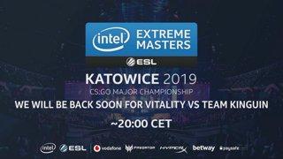 LIVE: IEM Katowice Minor Closed Qualifier EU