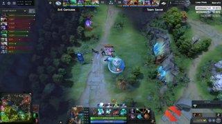 Highlight: จังหวะปิดเกม! หอคอยทมิฬ! CQ Major - EG vs Secret Game 2 - Cyberclasher