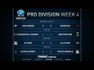 Mwave CGPL Autumn CSGO Week 4 - B-Team VS Allstars