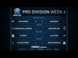Mwave CGPL Autumn CSGO Week 4 - Alpha Sydney VS Space Animals
