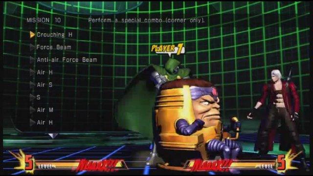 Marvel vs Capcom 3 | Mission Mode | M O D O K 100% Complete