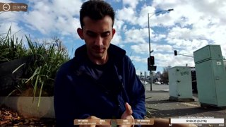 Highlight: Hitchhiking Australia Day 2 - Melbourne