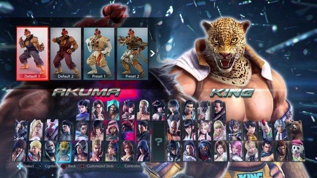 3 Tekken 7: Kanga | Heera vs. Illusion | CherryBerryMango - Rox N Roll Dubai 2019 - Top 8