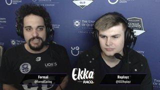 Ekka: St Paul's vs Merrimac (Day 3 Match 5)