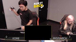 Run It Back - Kome (Shulk) vs Mystearica (Zelda) Losers Quarters - Smash Ultimate Singles