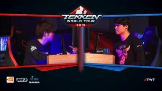 Tekken 7: COOASGames | Noroma vs. UYU | LowHigh - The Mixup 2019 - Top 8