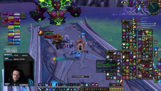 Frost Mage 1.3mil dps HC Krosus Rank 1 - 4/3/2017