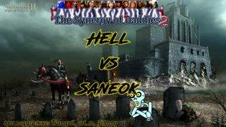 Яркий момент: The Synergy of Daddies 2 qualification / HellLighT vs Saneok / JC blitz