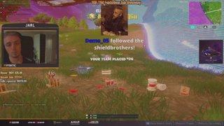 Twitch Rivals Presents Fortnite Summer Skirmish (Day 1)