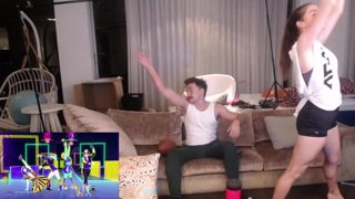 Highlight: Getting Fit so you don't have to | Just Dance Friday is Back!