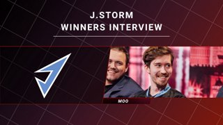 Winners interview - J.Storm vs Natus Vincere - CORSAIR DreamLeague S11 - The Stockholm Major