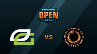 OpTic Gaming vs Chaos Esport - Mirage - Group B - DreamHack Open Summer 2019