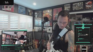 Matt Heafy [Trivium] | I AM HOME | !merch