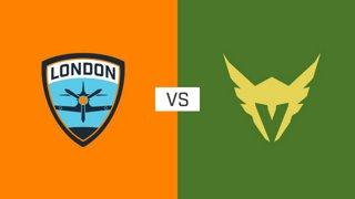 Game 3 LDN @ VAL | SF 7-18-18