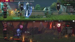 2  Mineski vs.  Tigers | MDL Disneyland® Paris Major SEA Quals | by Кристальный