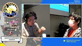 32.ポッ拳カントートーナメン4/Pokken Kanto Tournament4 Losers Final RARA VS ハルユキ/Haruyuki