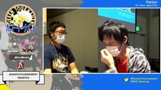 33.ポッ拳カントートーナメン4/Pokken Kanto Tournament4 Grand Final たるたろ/Tarutaro VS ハルユキ/Haruyuki