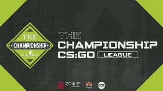 The Championship CS:GO League : Round 5 | Xavier Esport vs GHOSTprotocol | Dreamseller vs Yokpokying