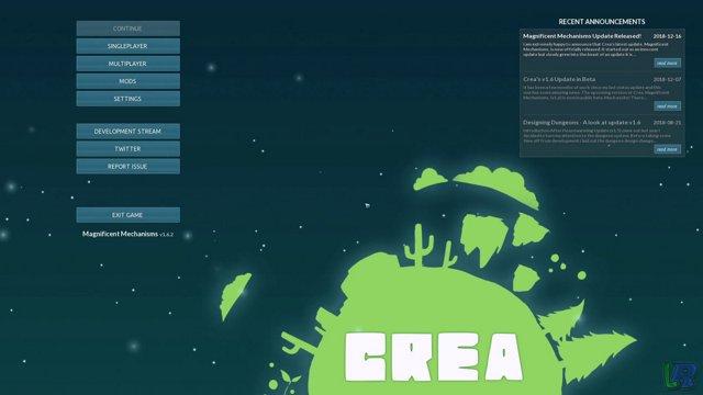 Indie Playthrough - Crea (Part 1)