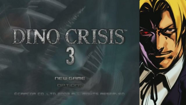 The Living Horror That Is Dino Crisis 3
